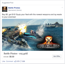 Facebook Will Monetize Games With Ads, Not Messenger3